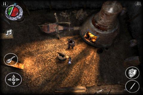 Мобильные игры за неделю: Infinity Blade 2, The Bard's Tale и Mario Kart 7 - Изображение 6