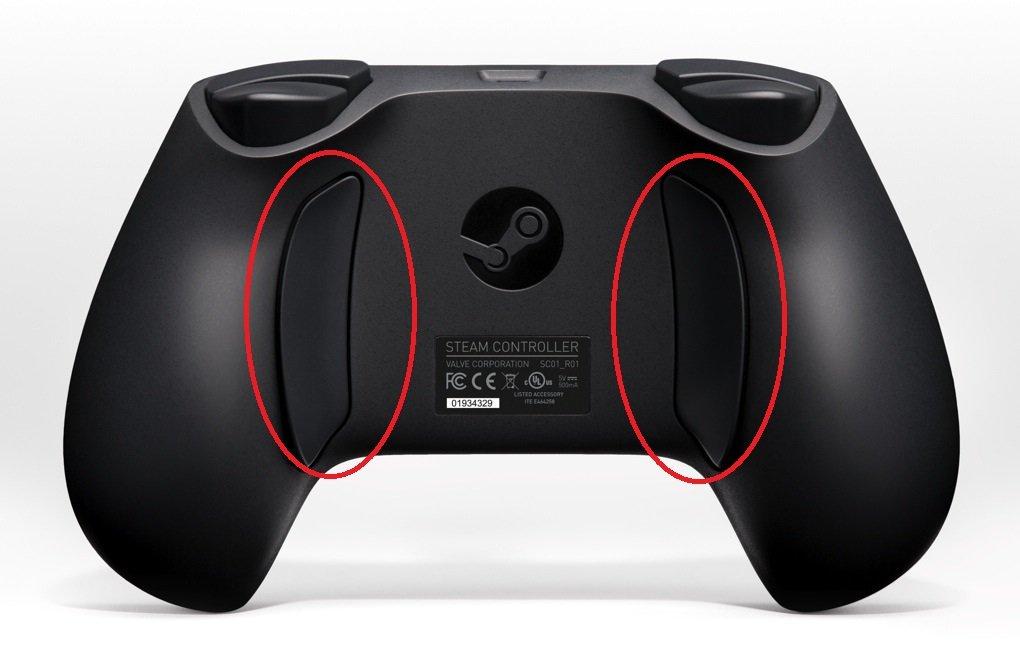 Steam Controller позволяет играть в Skyrim одной рукой - Изображение 3