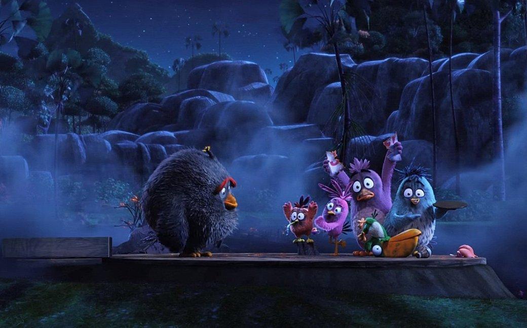 Рецензия на «Angry Birds в кино» - Изображение 4