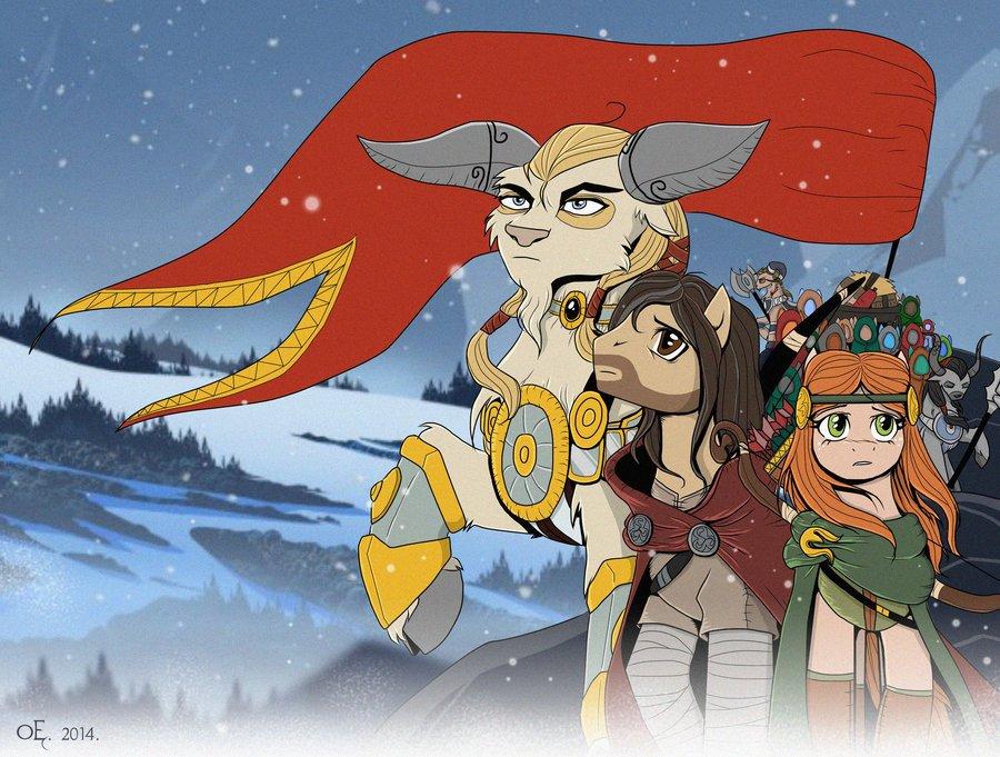 Рецензия на The Banner Saga 2 - Изображение 18