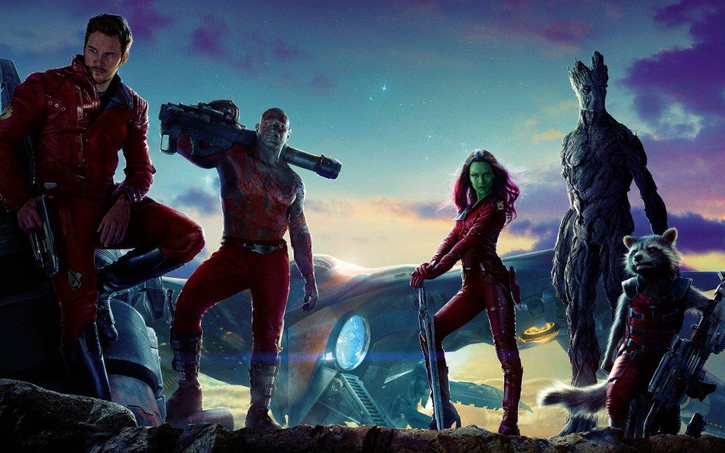 Сценарий «Стражей Галактики 2» закончен: Вин Дизель, проверь почту! - Изображение 1