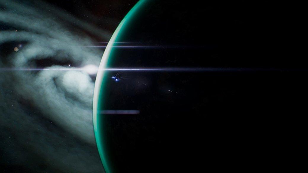 Потрясающий космос Mass Effect: Andromeda. - Изображение 12