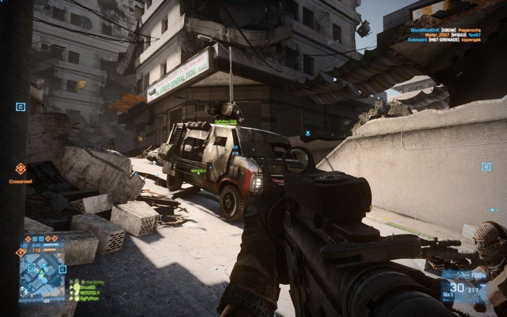 Рецензия на Battlefield 3: Aftermath - Изображение 2