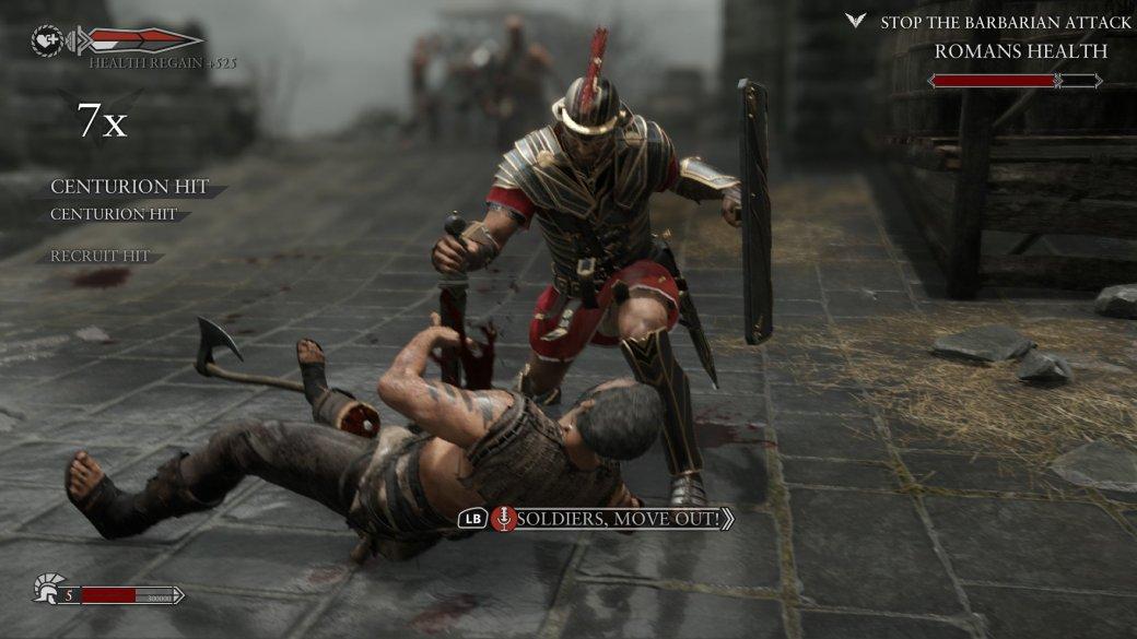 Рецензия на Ryse: Son of Rome - Изображение 5