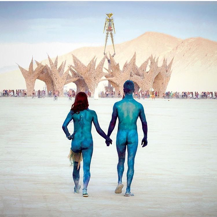 Фестиваль Burning Man 2016: безумие в пустыне - Изображение 8