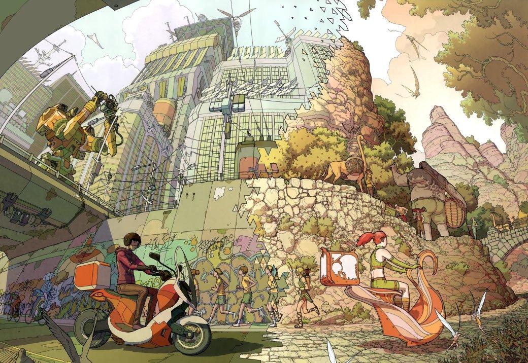 Комикс недели: Nonplayer - Изображение 2