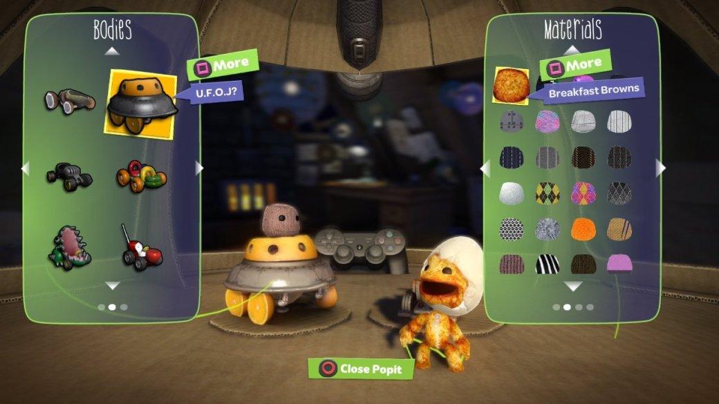 LittleBigPlanet Karting - первые впечатления - Изображение 4