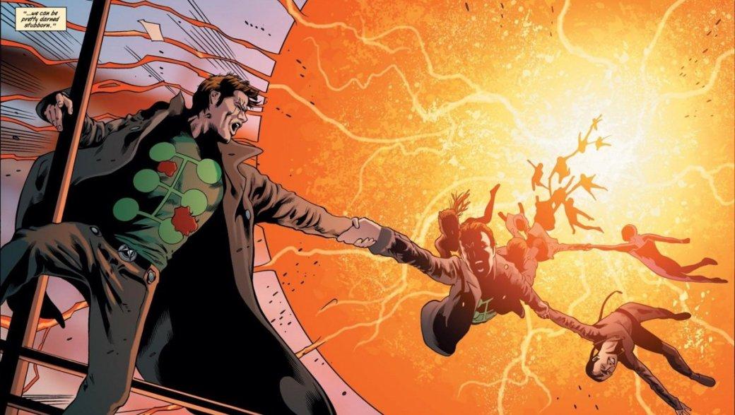 5 самых неожиданных поворотов из комиксов - Изображение 15