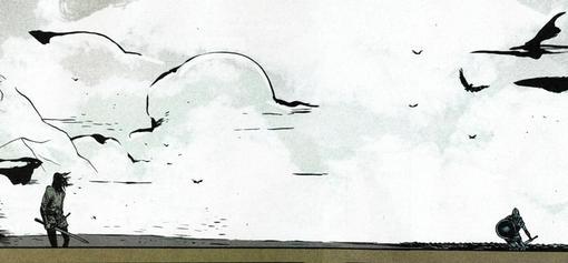 Комиксы: Northlanders - Изображение 3