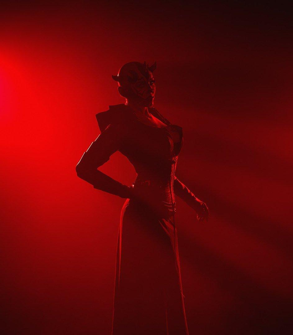 Косплей дня: невероятная женская версия Дарта Мола из«Звездных войн». - Изображение 6