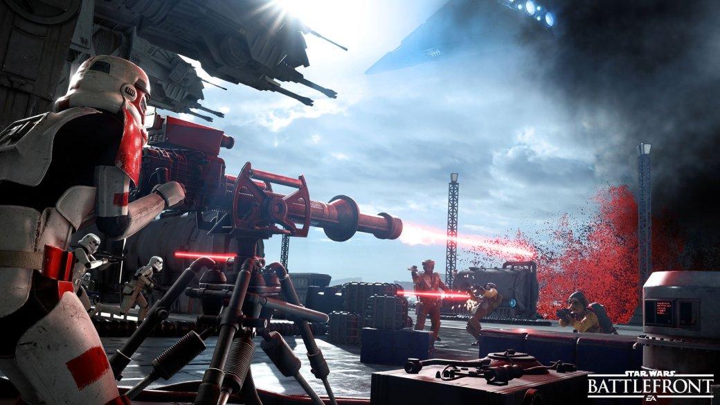 DICE рассказала о новых режимах и тренировке в Star Wars Battlefront - Изображение 1