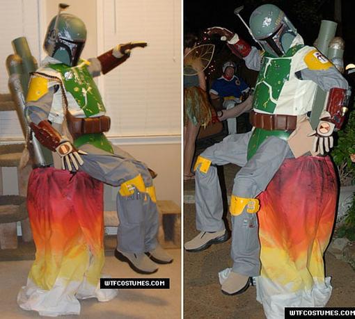 Самые странные костюмы на Хэллоуин - Изображение 4