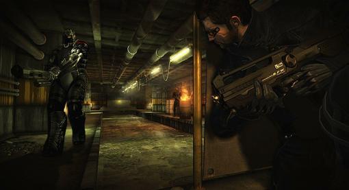 Deus Ex: Human Revolution. Впечатления от игромировской демки - Изображение 1