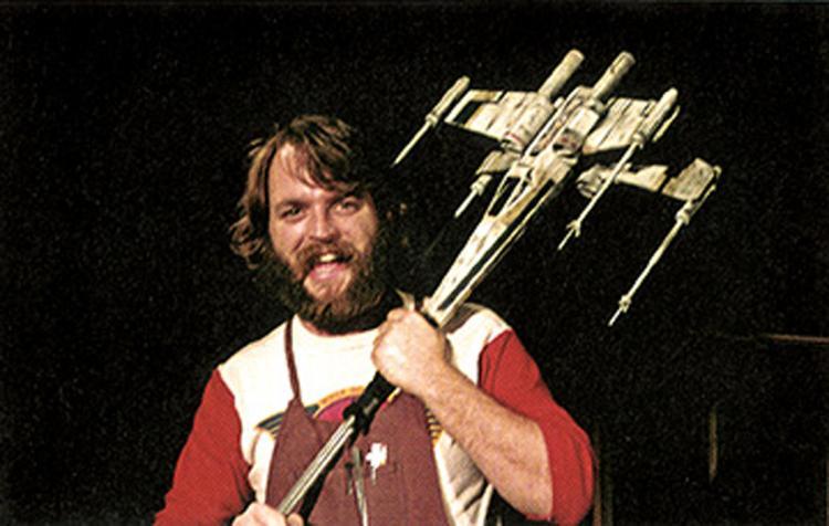 Модель Икс-винга со съемок «Звездных войн» продается за$150 000 - Изображение 1