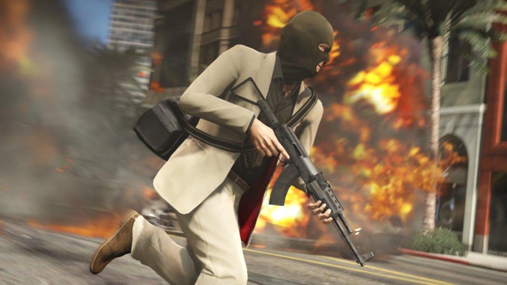 GTA 5 пророчат звание самой продаваемой игры Великобритании - Изображение 1