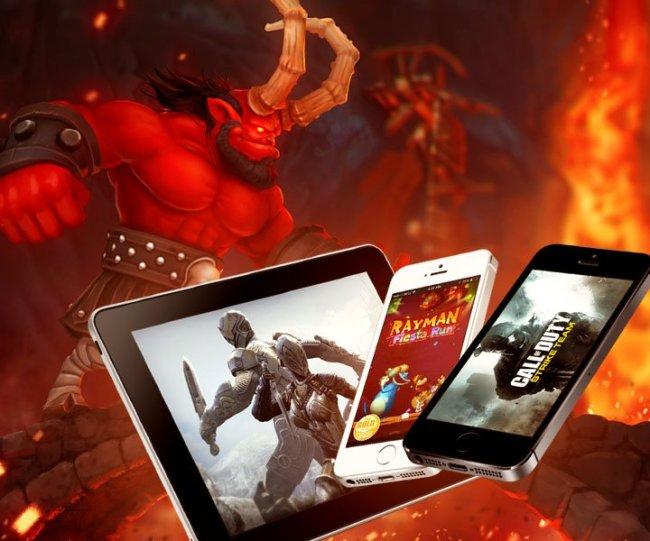 Крупный калибр: 8 больших мобильных игр квартала - Изображение 2