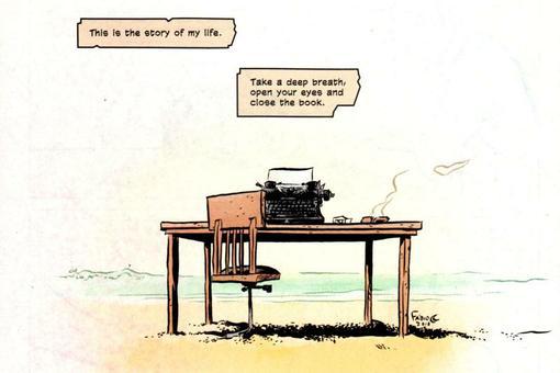 Комиксы: Daytripper - Изображение 7