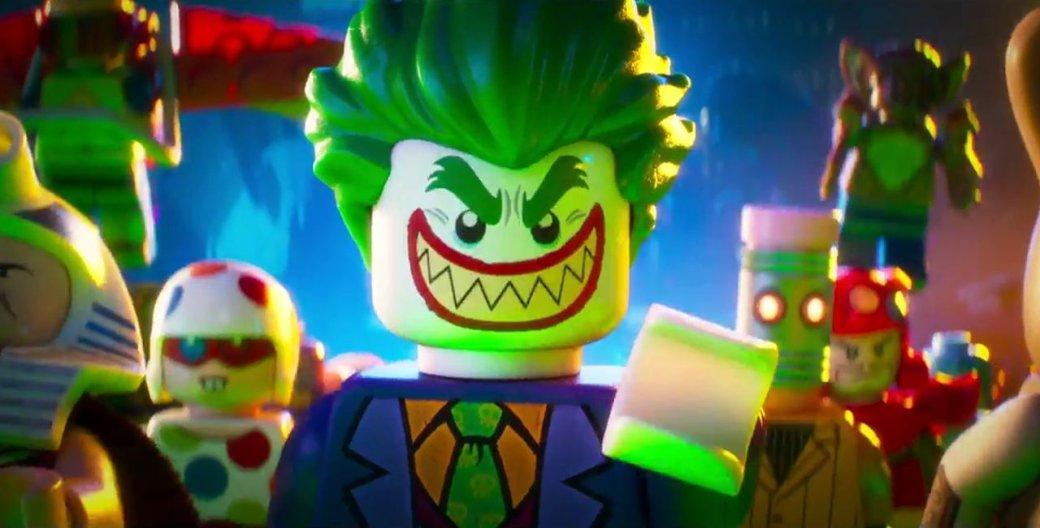 Рецензия на «Лего Фильм: Бэтмен». - Изображение 5