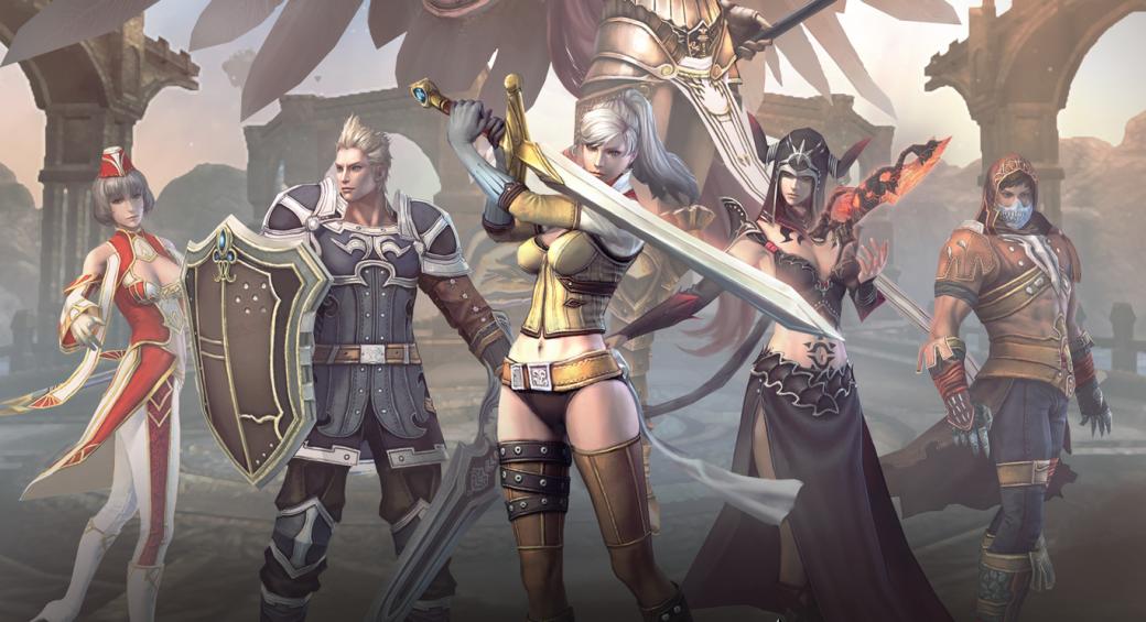 Titan Siege — возвращение хардкорных MMORPG. - Изображение 1