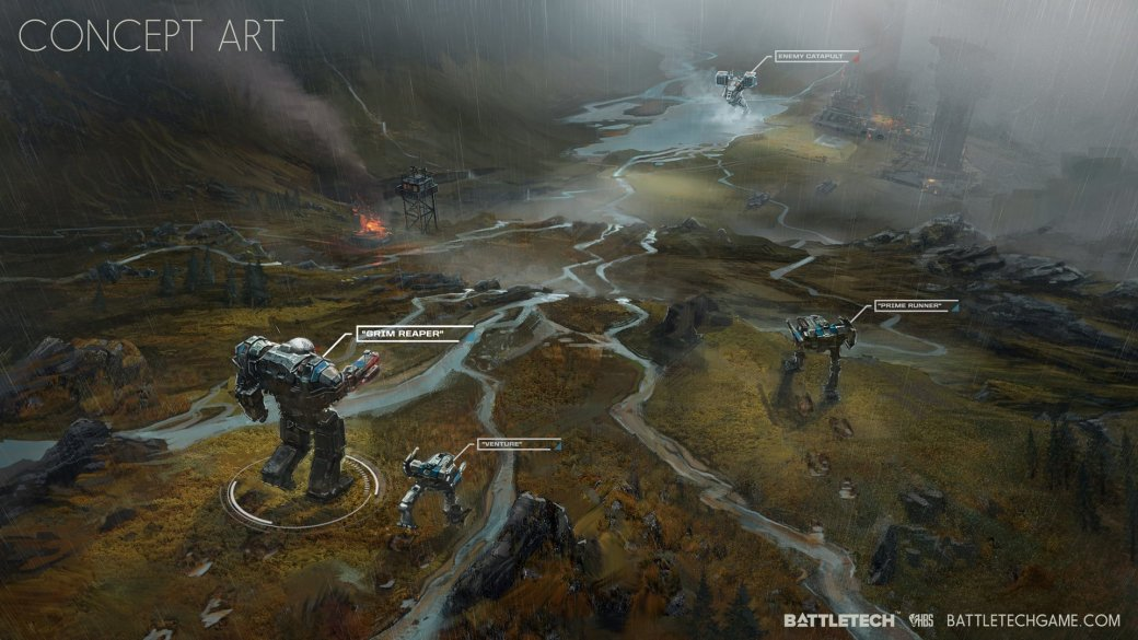 Новая BattleTech вышла на Kickstarter, собран почти миллион долларов - Изображение 2