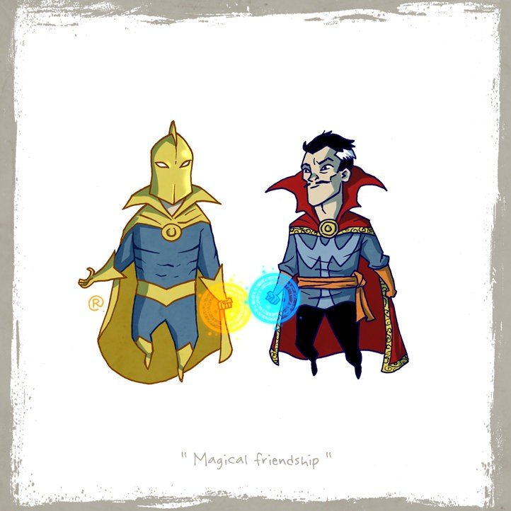 Как Marvel персонажей DC воровала (и наоборот). - Изображение 17