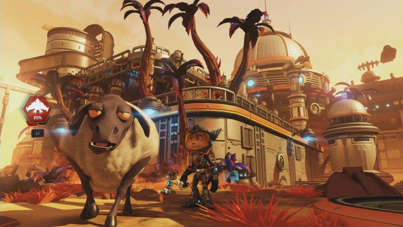 Перезапуск Ratchet & Clank привел критиков в восторг - Изображение 4