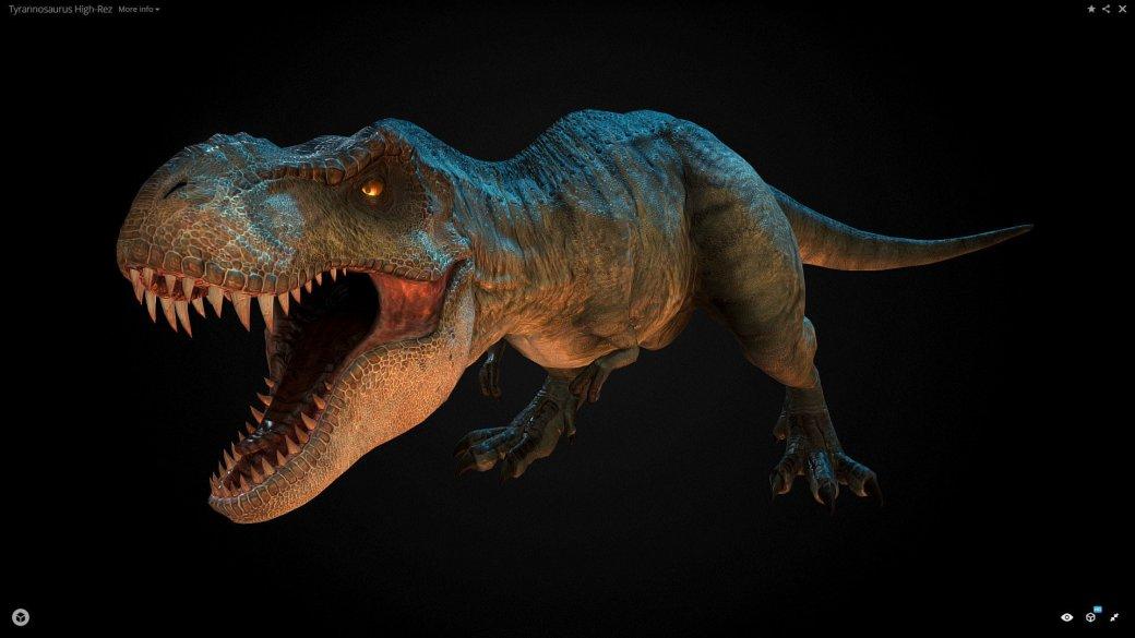 Бывшие сотрудники Cryptic показали отмененную Jurassic World Game. - Изображение 5