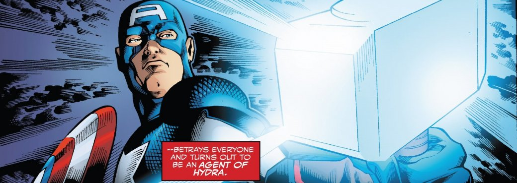 Secret Empire: противостоянию Стива Роджерса иТони Старка нет конца - Изображение 2