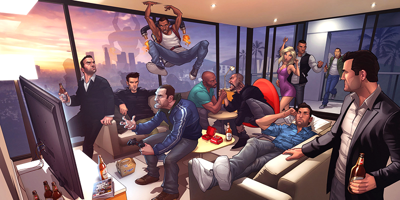 Чего ждать от GTA 6? - Изображение 2