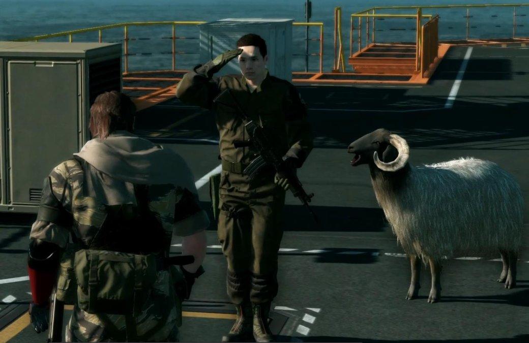 Вышло большое обновление для Metal Gear Solid 5 . - Изображение 1