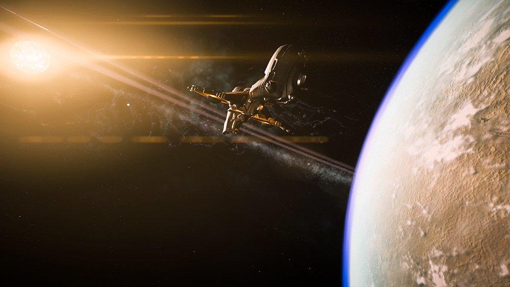 Потрясающий космос Mass Effect: Andromeda. - Изображение 9