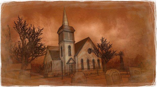 Хоррор Cult County сменил 3DS на шесть других платформ - Изображение 1