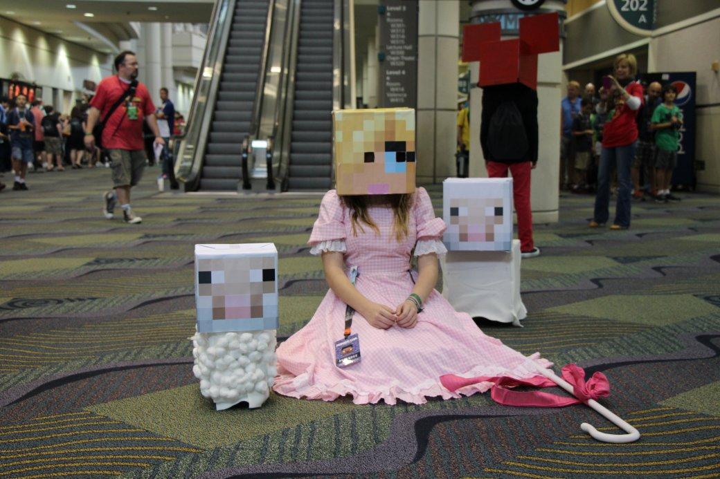 Конференцию для поклонников Minecraft снова отложили - Изображение 1