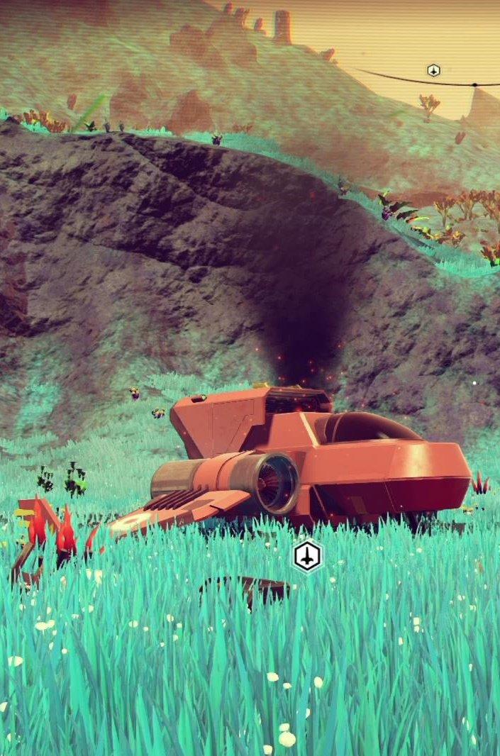 Стартовые планеты NoMan'sSky. Наши истории - Изображение 5