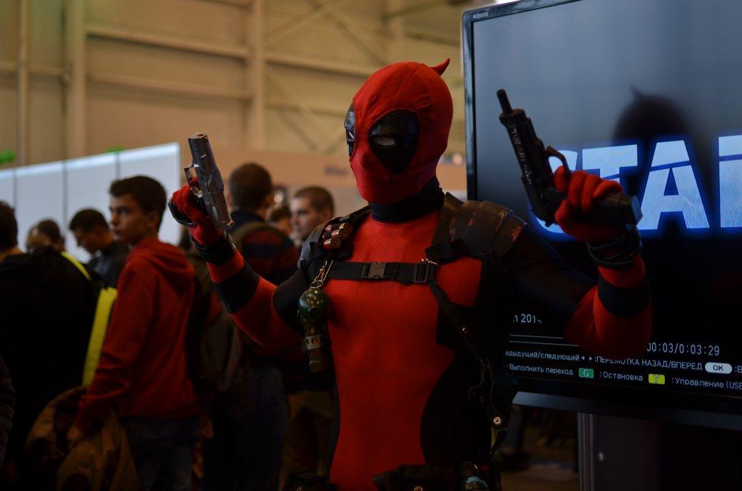 Фотоотчет с «Игромира» и Comic Con Russia, день 4 - Изображение 21
