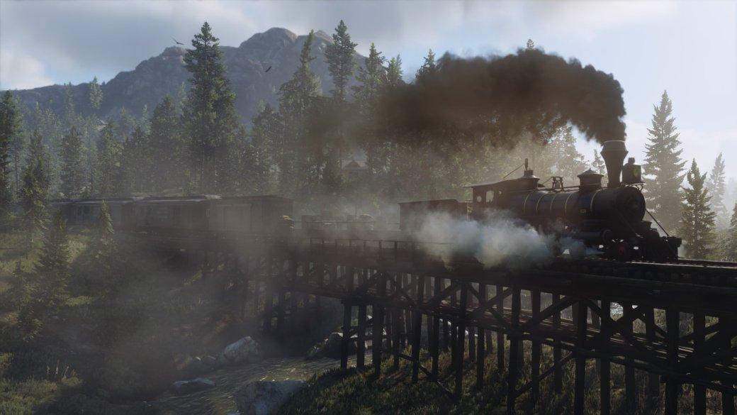 Red Dead Redemption 2 отложили довесны следующего 2018г