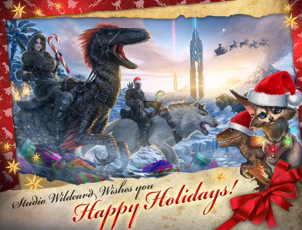 С праздниками! Разработчики поздравляют с Новым годом и Рождеством - Изображение 10