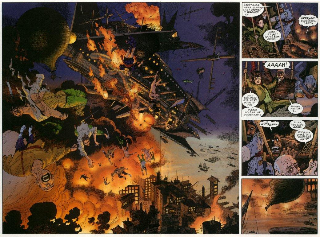 Киноребут LXG — повод перечитать гениальную серию комиксов Алана Мура - Изображение 4