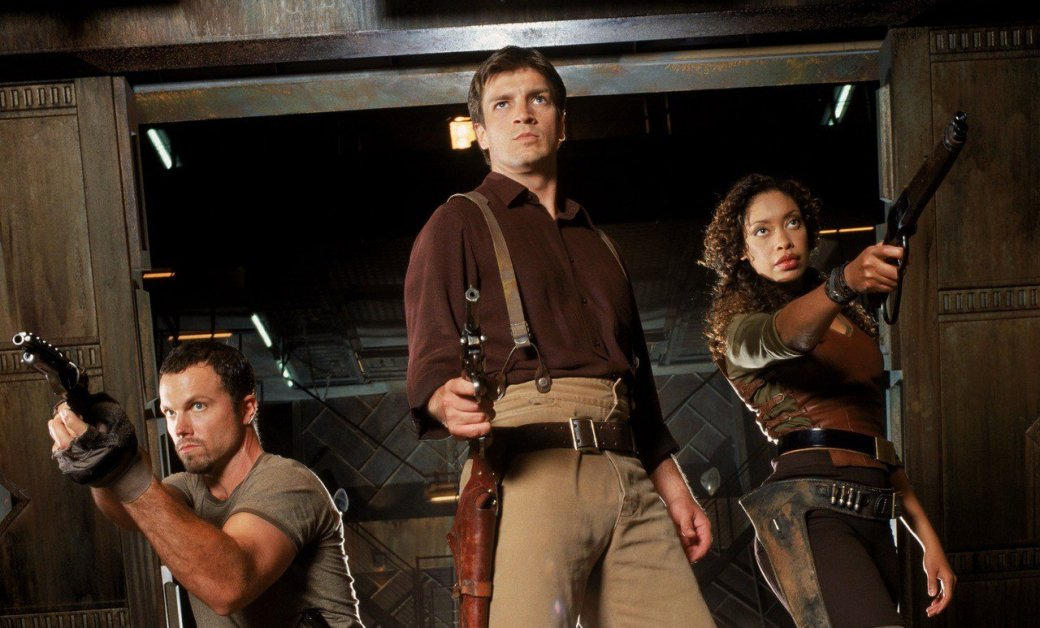 «Светлячок» обогнал «Твин Пикс» и «Рим» в рейтинге отмененных сериалов. - Изображение 1