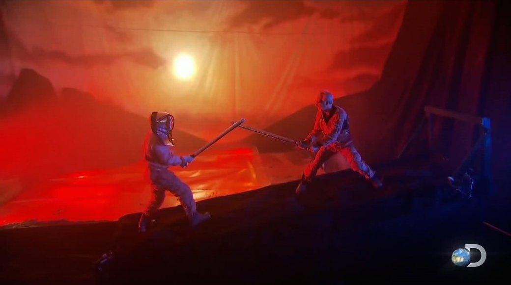 «Разрушители легенд» снова тестируют «Звездные войны» - Изображение 8