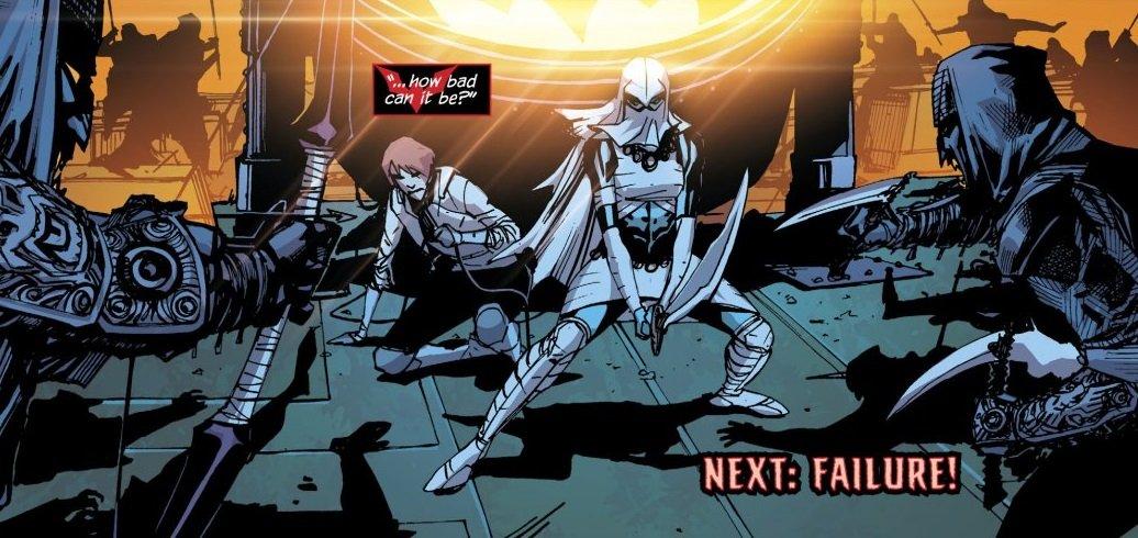 Лучшее в комиксах за неделю: Искусственный Тони Старк и Тор без молота - Изображение 8
