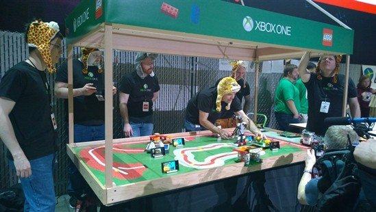 Microsoft воссоздала вживую Zoo Tycoon на турнире роботов LEGO  - Изображение 1
