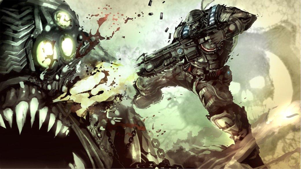 Gears of War: Ultimate Edition. Бензопилу в руки – и вперед  - Изображение 6