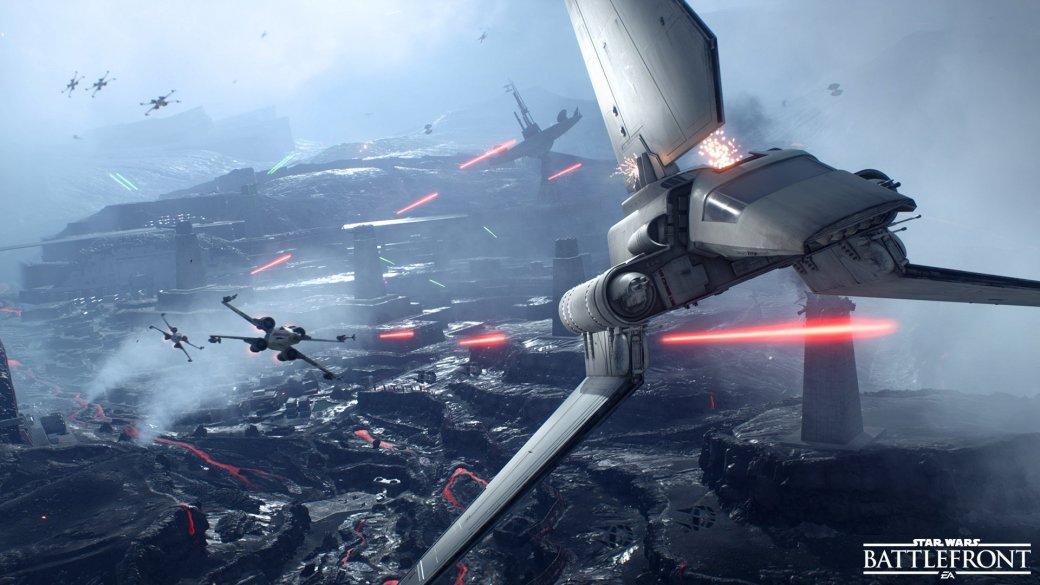 В Star Wars Battlefront будут выделенные серверы. - Изображение 1