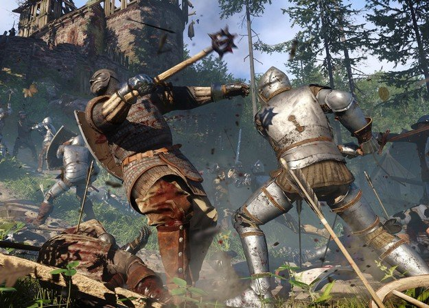 Авторы Kingdom Come: Deliverance рассказали о броне и выживании - Изображение 1