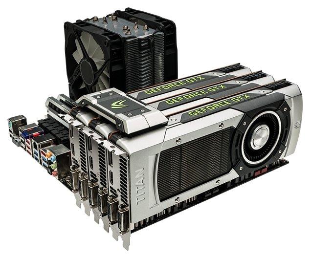 Nvidia анонсировала систему поддержки 4К игр - Изображение 1