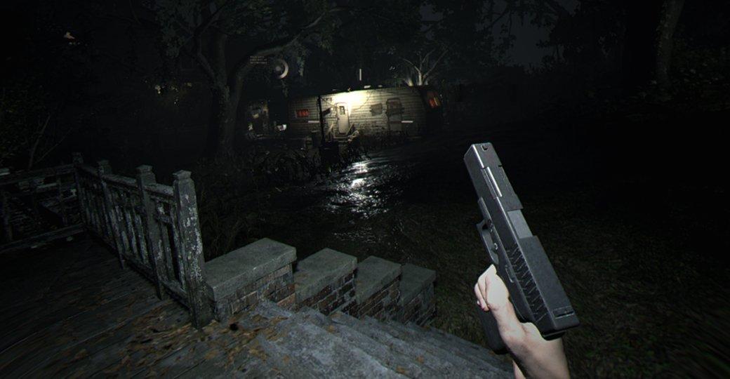 Resident Evil 7 в PS VR - Изображение 11