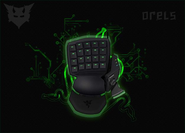 Полный Контроль: Razer Orbweaver - Изображение 1