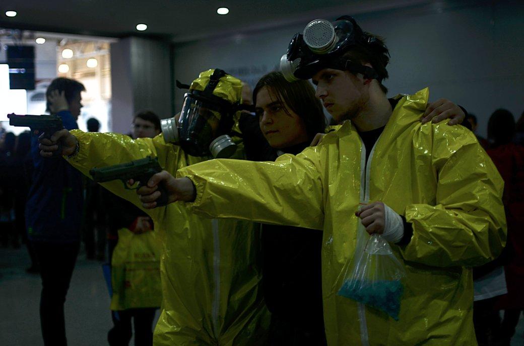 Фотоотчет с «Игромира» и Comic Con Russia, день 3 – Миша Коллинз - Изображение 17