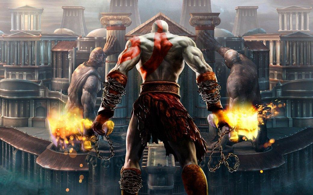 В разработке находится новая часть God of War - Изображение 1